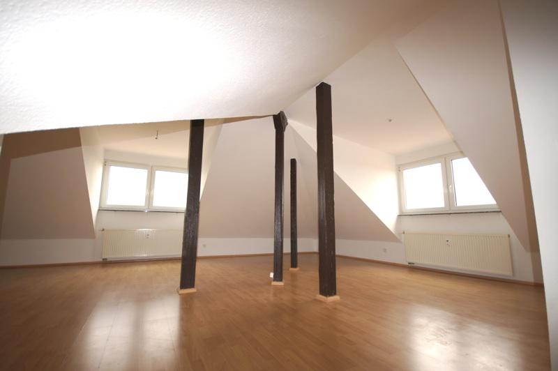 Extravagante Dachetage in Fürth-Espan