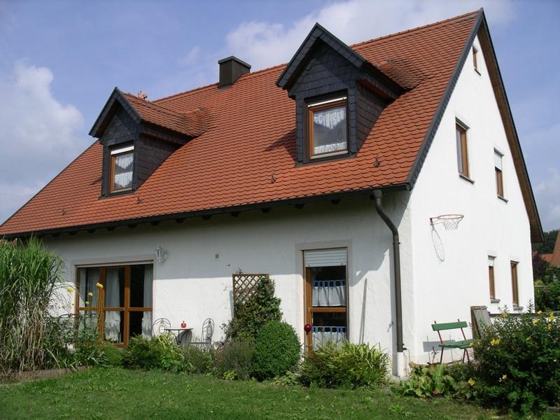 Gepflegtes Einfamilienhaus in Burghaslach