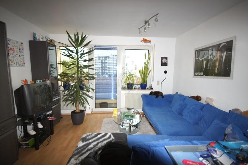 Helle 2-Zimmerwohnung in Laufamholz