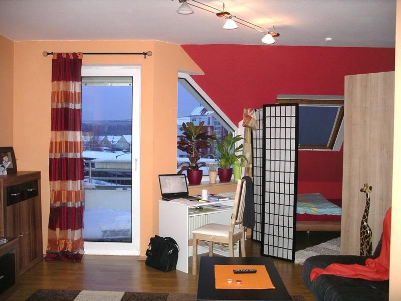 Moderne 1-Zimmerwohnung in Laufamholz