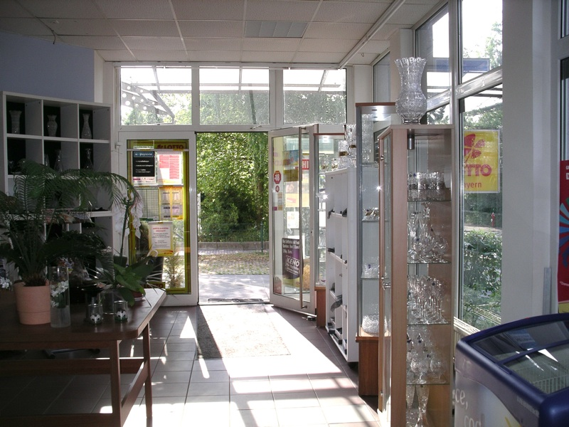 Moderne Ladenräume in Laufamholz