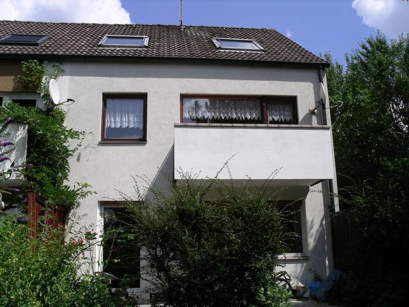 Reiheneckhaus in Toplage Laufamholz