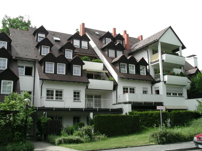 Terrassenwohnung in Behringersdorf
