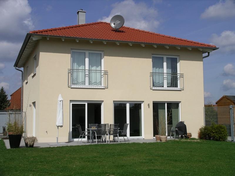 Traumhaus im Toskanastil in Gerhardshofen